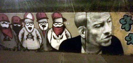 Bild: Face Graffiti